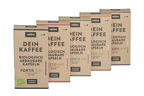 Kaffeekapseln Biologisch Abbaubar