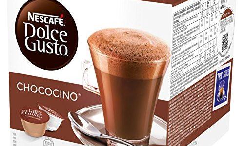 nescaf dolce gusto chococino trinkschokolade feinster kakao geschmack cremige milch und. Black Bedroom Furniture Sets. Home Design Ideas